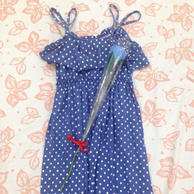 Gaudi Polkadot Dress