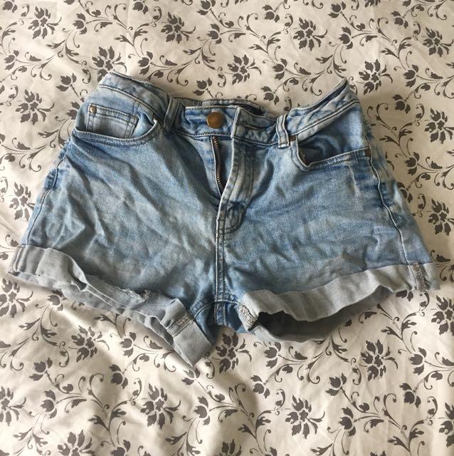 Glassons demin Shorts