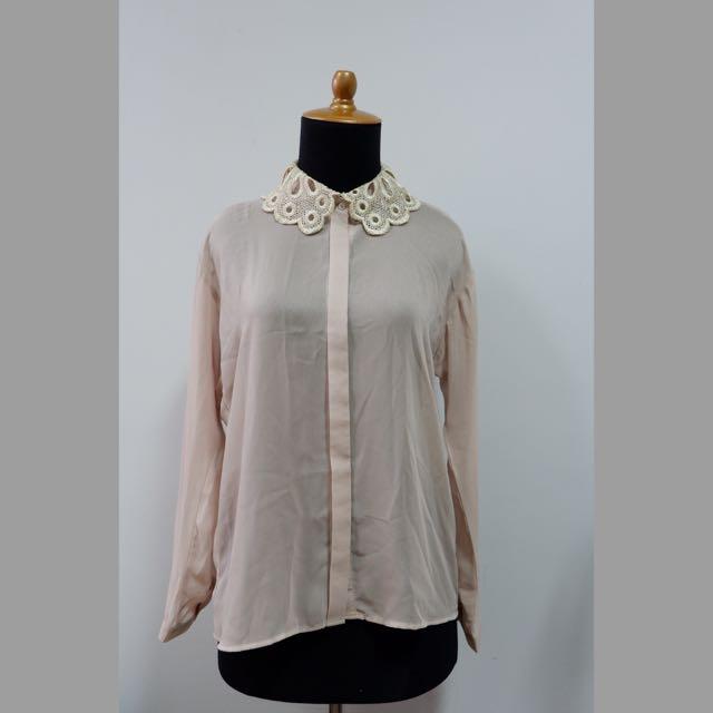 Glitter Shirt By Minimal