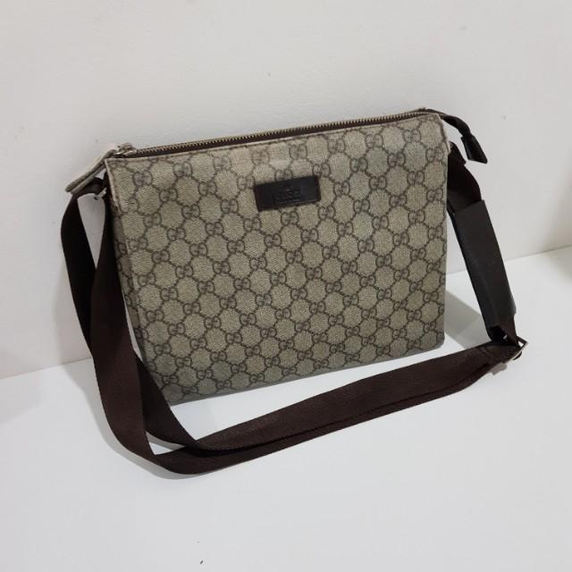 Gucci trio messenger bag