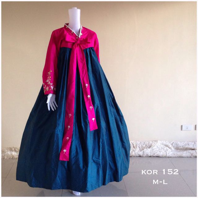 Hanbok Costume *For Rent***