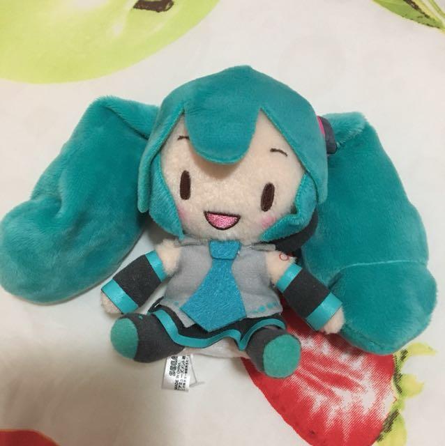 Hatsune Miku plush