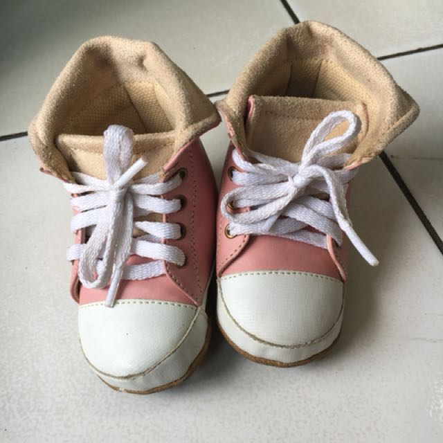 Hello mici pink sneakers
