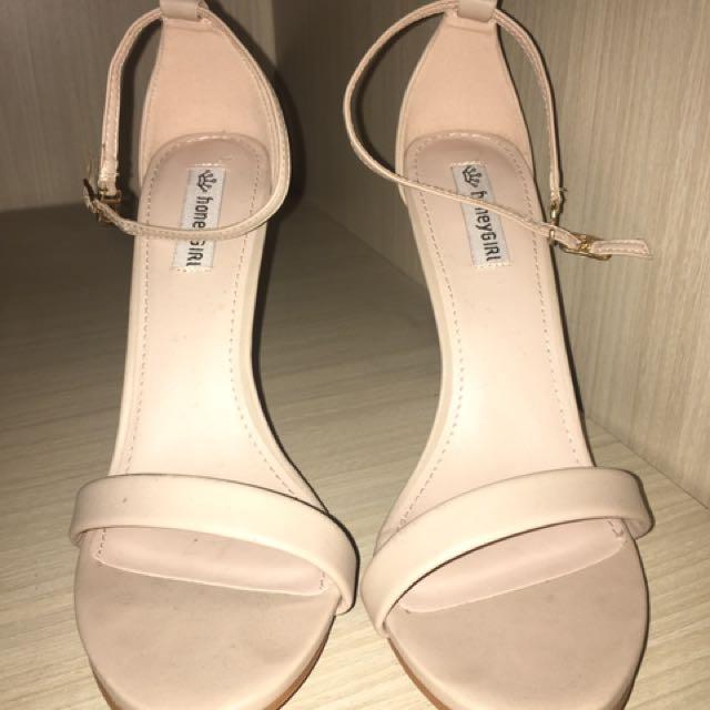 Honeygirl Heels
