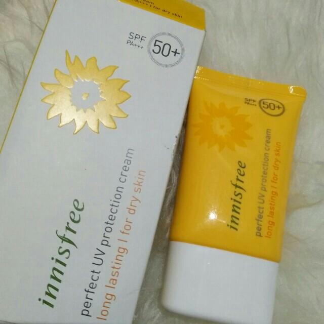 Innisfree sunblock for dryskin import korea Original