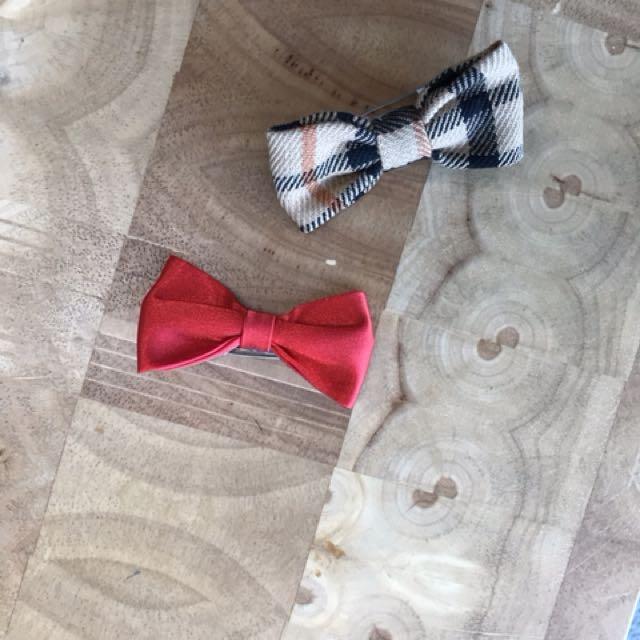 INSTOCK EXO BTS 20cm 15cm Bow tie or ribbon