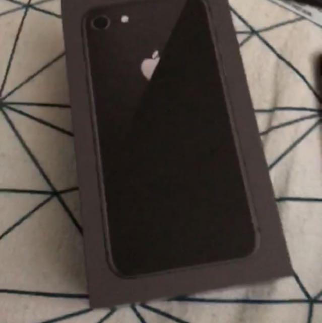 Iphone 8 spacegrey