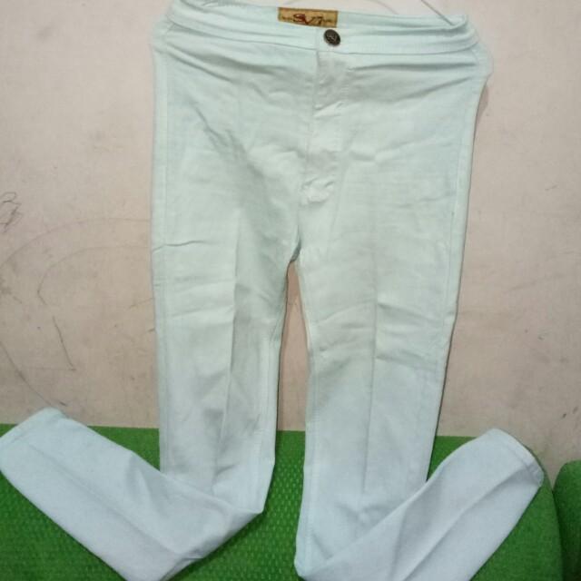 Jeans HW blue import