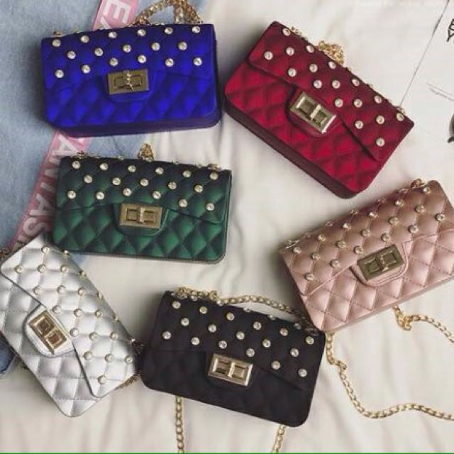 🆕Jelly bag diamond