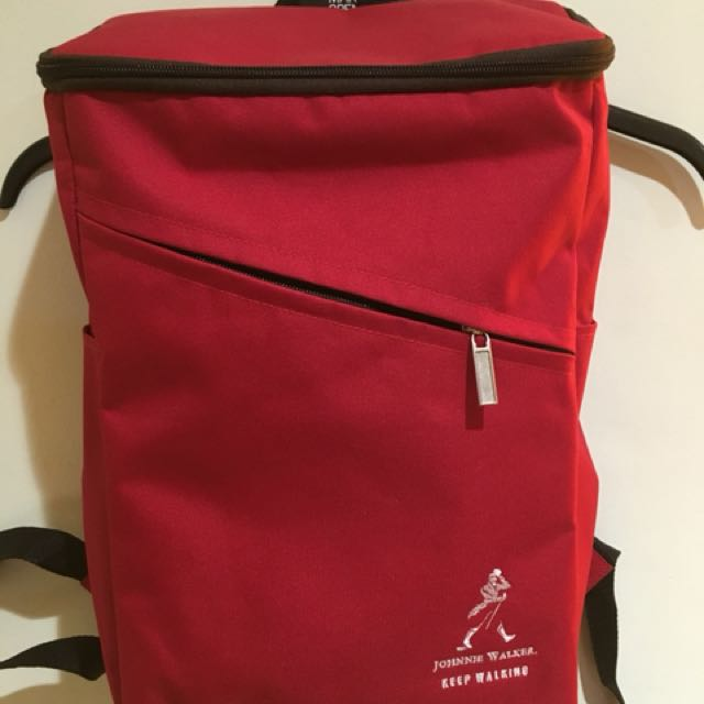 Johnnie Walker backpack