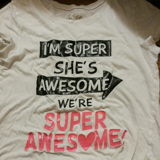 Justice shirt #2