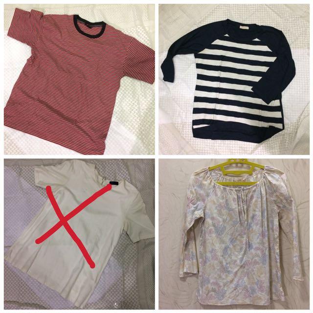 Kaos Atasan 25rb per-item