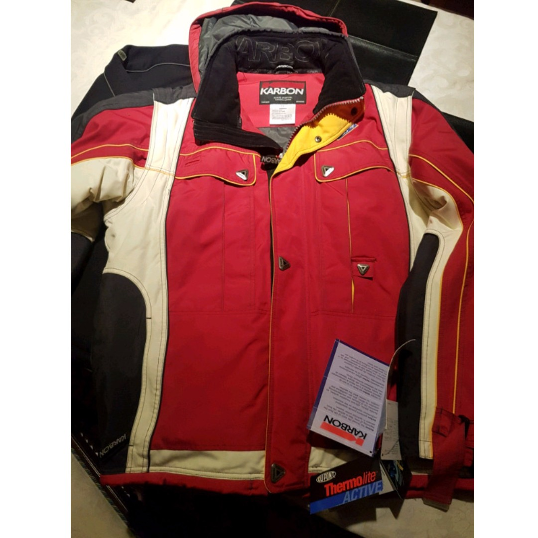 Karbon Olympic Canada Ski Jacket XL - BRAND NEW with Tags