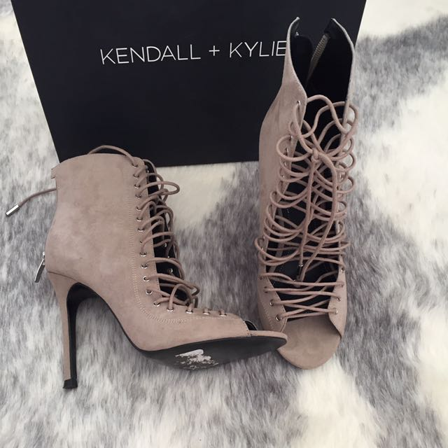 Kendall and Kylie Ginny Heels