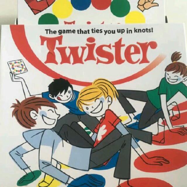 Kids Hasbro Twister