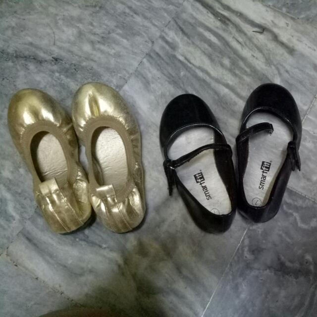 REPRICED Kids' Shoes. Take Both for 200!