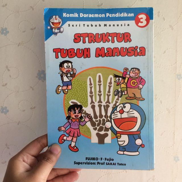 🎀Komik Doraemon Pendidikan
