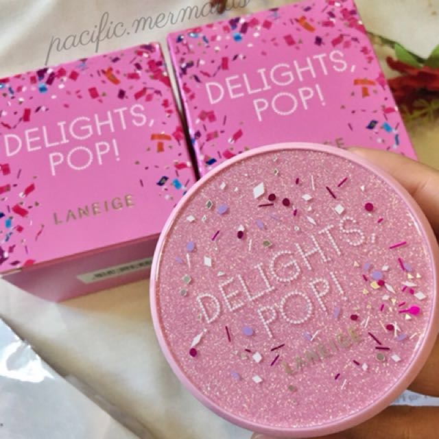 Laneige Delights, Pop! BB Cushion Whitening