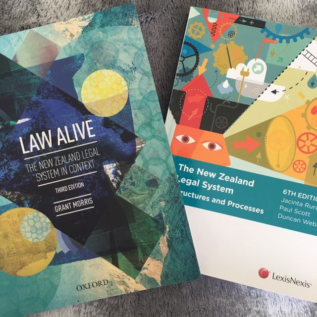 Law (Part I) books