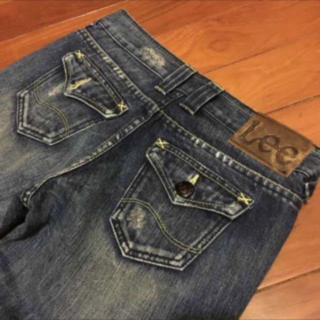 LEE牛仔褲