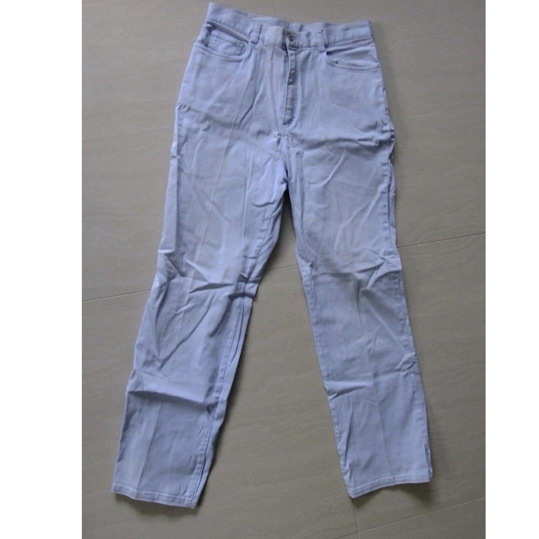 Light Blue/Lavender Trousers