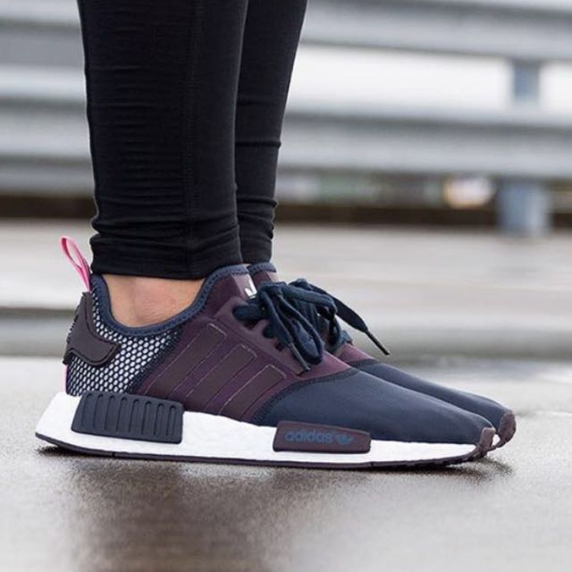 adidas nmd r1 purple