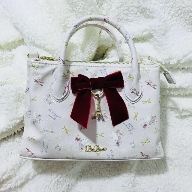 Liz Lisa handbag with strap