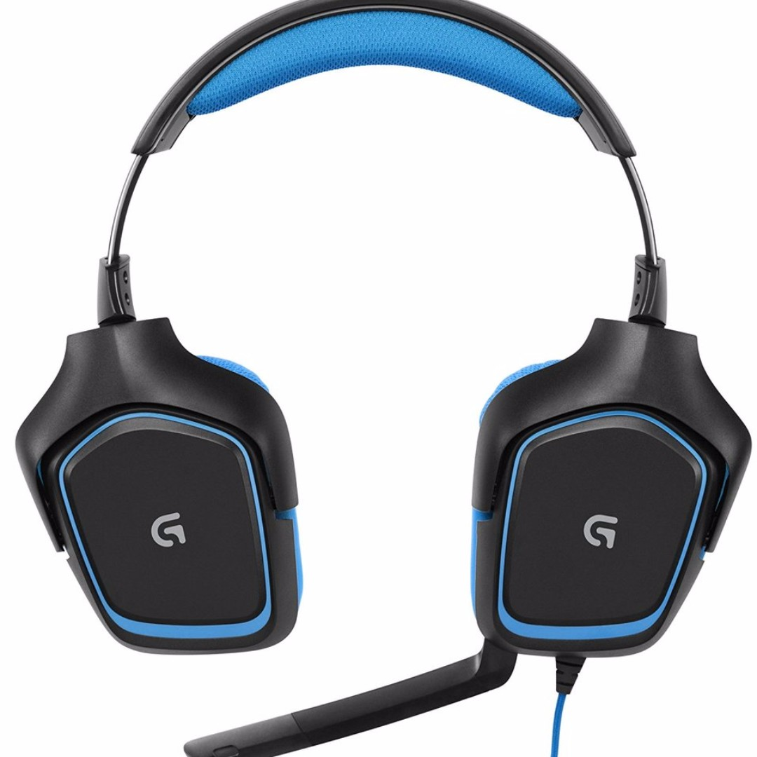 46c1ae01837 LOGITECH G430 DIGITAL GAMING HEADSET, Electronics, Others on Carousell