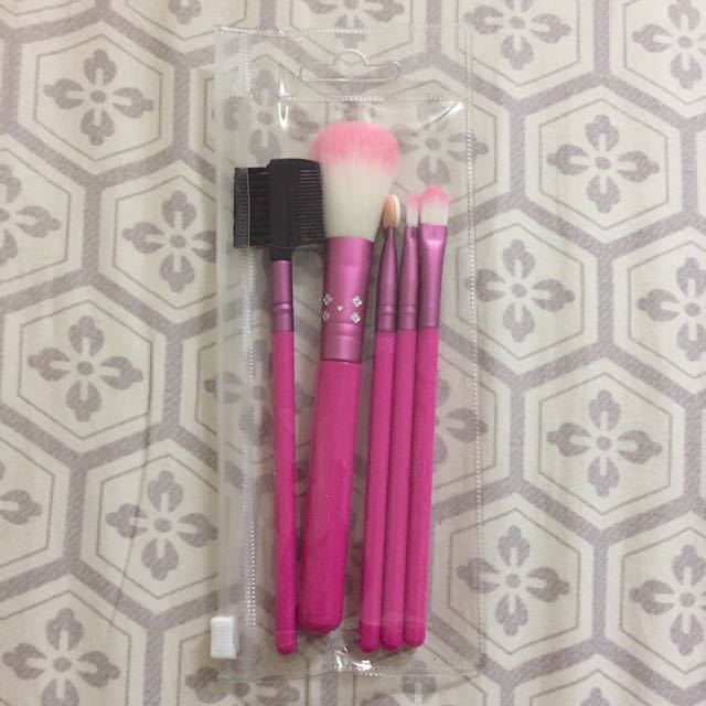 Make up brushes (travel set)