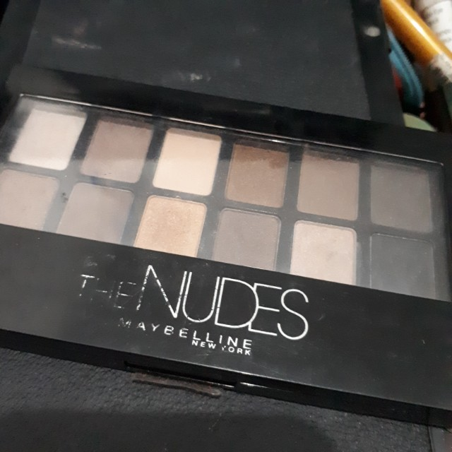 Maybelline The Nudes Palette