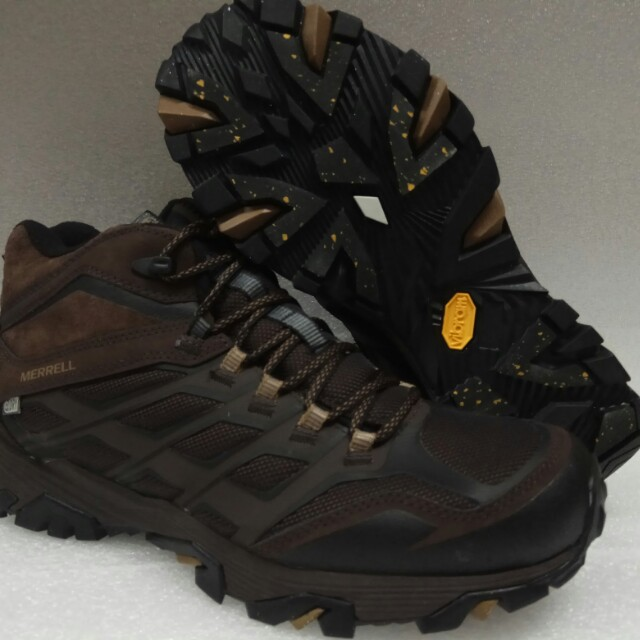 lowest price promotion top design Merrell Hiking Trekking Boots MOAB Mid FST Thermo Arctic ...