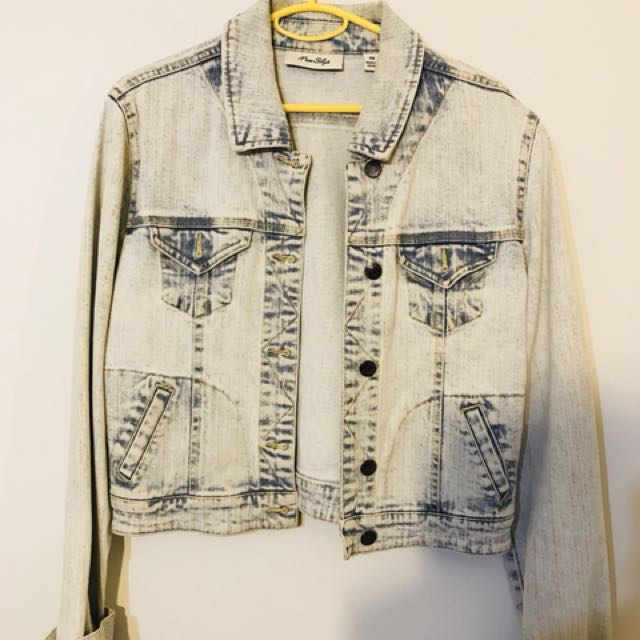 Miss Shop Denim Jacket