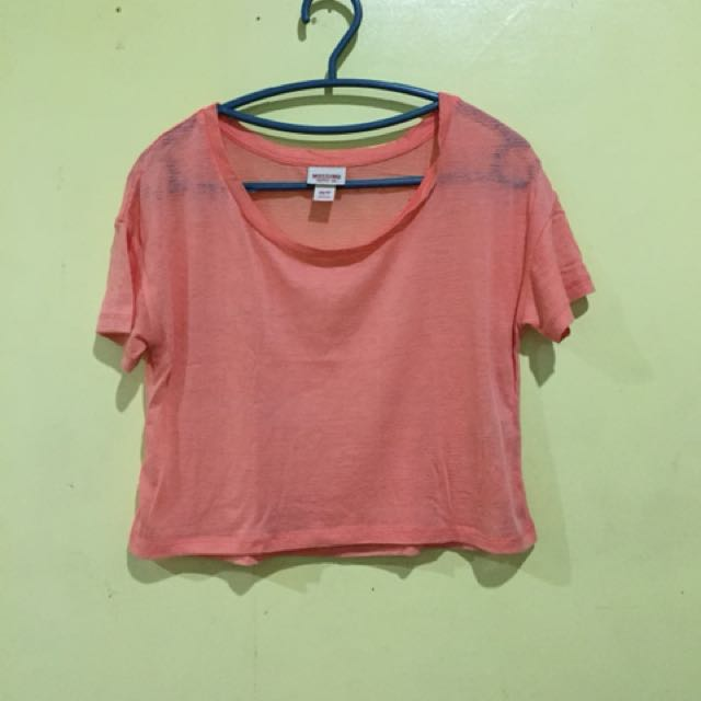 Mossimo crop top
