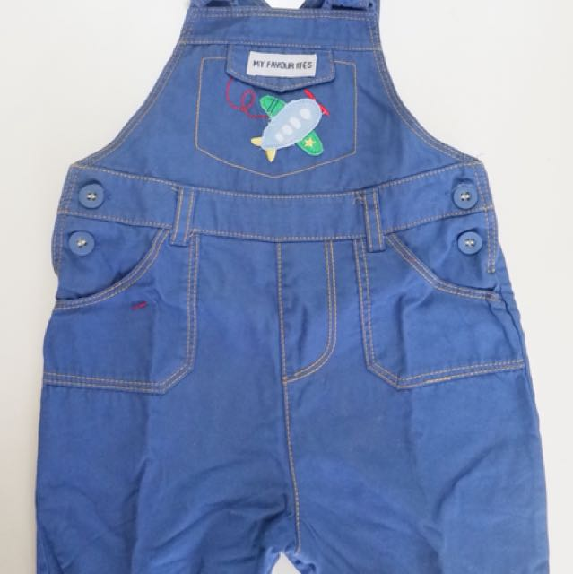 Mothercare Overall blue