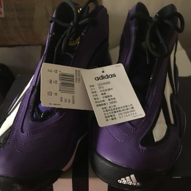 New Adidas 97Kobe 復刻版 絕版