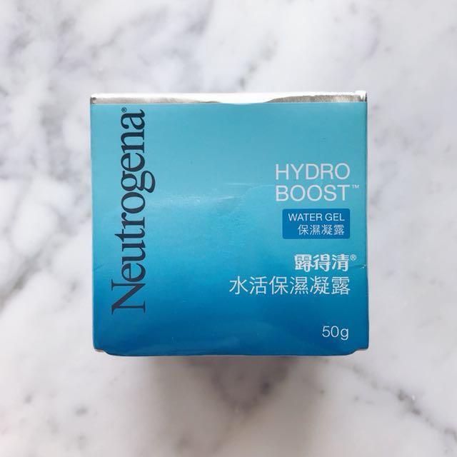 (New) Neutrogena Water Boost Water Gel 50g