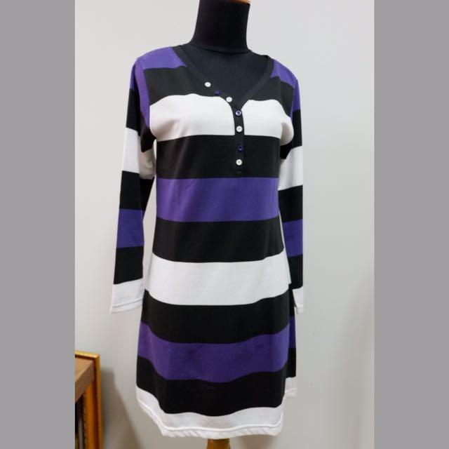 (NEW) Strip Tshirt