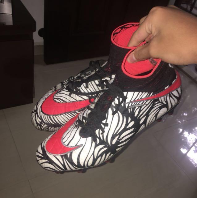 low priced 97a55 2ef1a Nike Hypervenom 2 Ousadia Alegria Neymar, Sports, Sports ...
