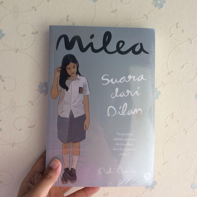 🎀Novel Milea (Dilan 3)