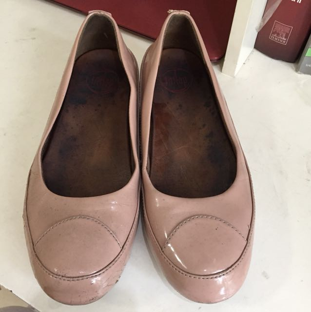 NUDE FITFLOP