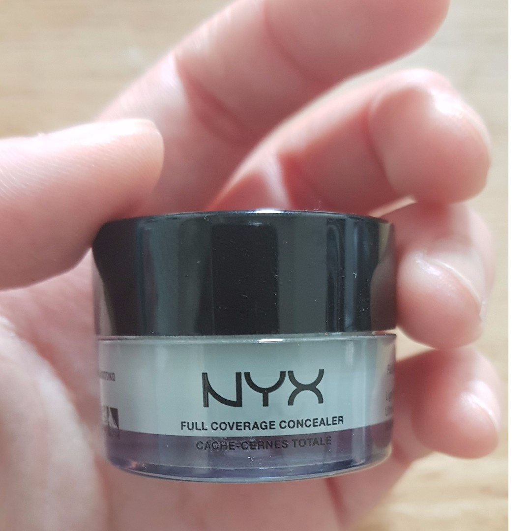 NYX coverage concealer