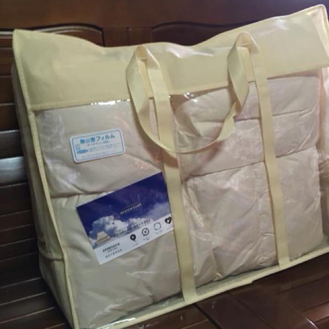 OFUTON KOBO手工職人日本製防蹣抗菌冬被單人150cm*210cm