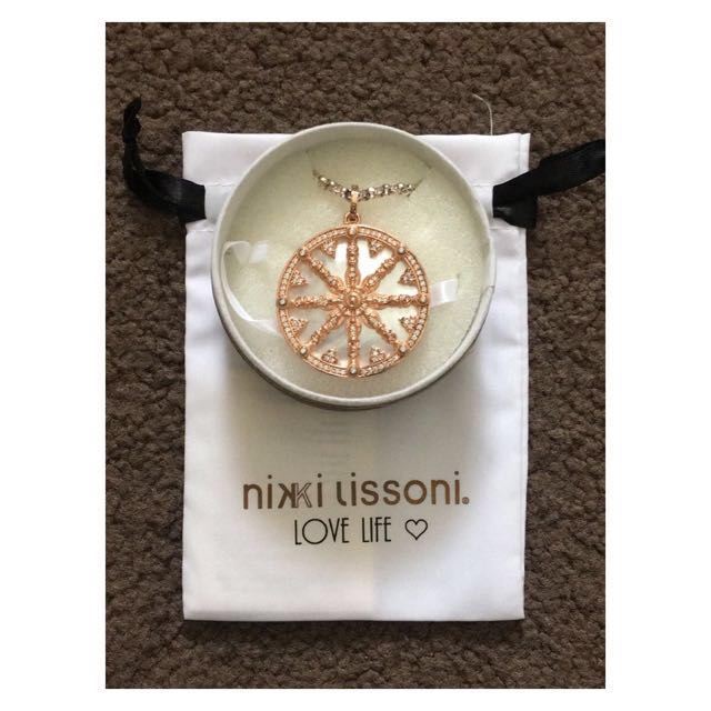 Original Nikki Lissoni Necklace