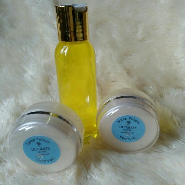 Paket Ultimate Express sabun lemon