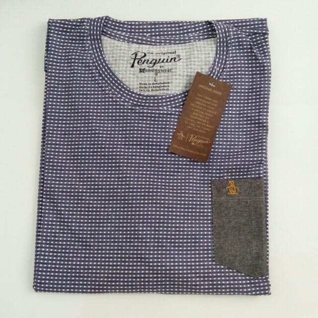 Penguin Men's Shirt (large)