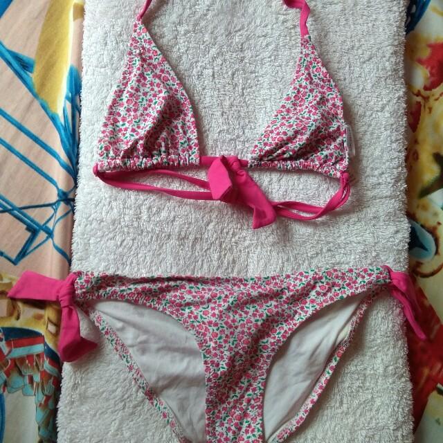 Pink Bikini