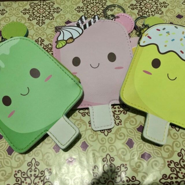 Popsicle/Cupcake Pouches
