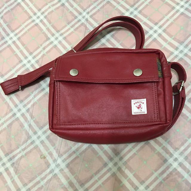 Porter 側背包❤️求售