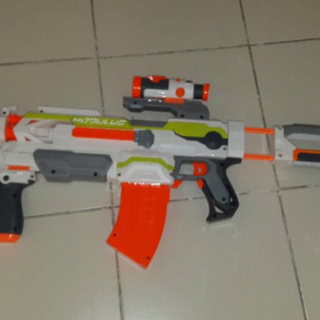 Share: FREE. GREAT CONDITION. ASSORTED NERF GUNS, VARIOUS PRICES
