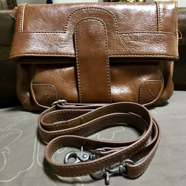 Pre-loved Authentic Esprit 2 in 1 bag (sling and clutch)